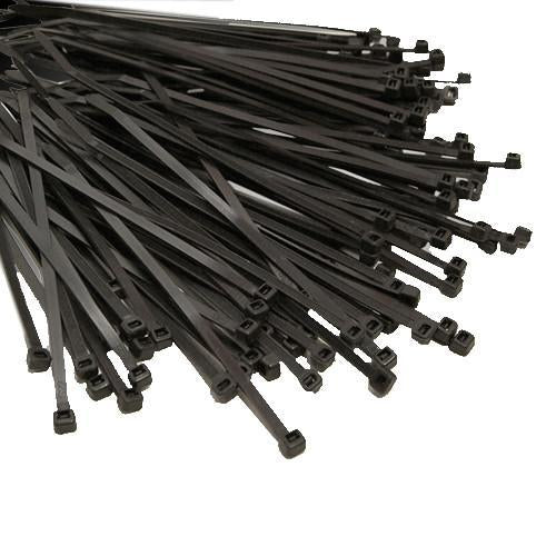 Assorted Cable Ties (500 pieces)