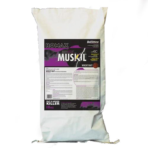 Muskil Whole Wheat - 10kg Sack