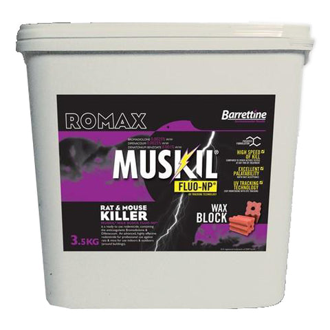 Muskil Blocks - 3.5kg Tub