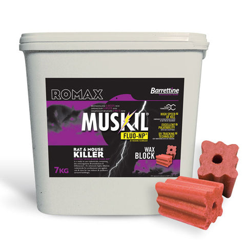 Muskil Blocks - 7kg Tub