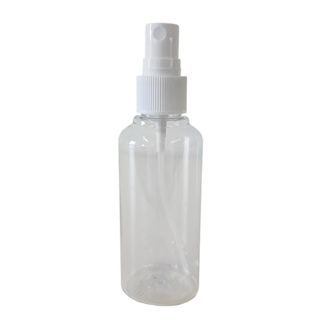 100ml Spray Sanitizer Dispenser Bottle