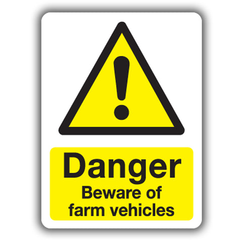 Signs - Warning