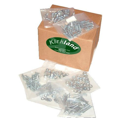 Assorted Nuts & Bolts M6-M16 (1190-pce)