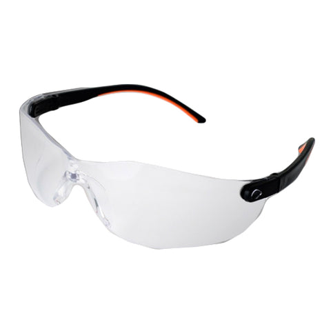 Montana Clear Lens Safety Spectacles