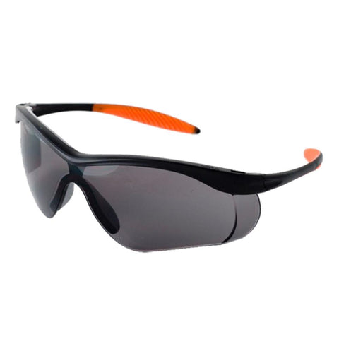 Locarno Grey Tinted Lens Safety Spectacles