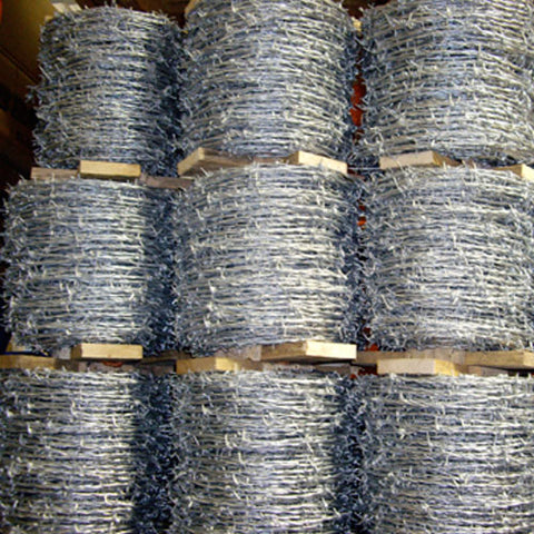 Barbed Wire Galvanised