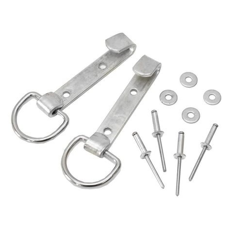 Pair of Metal Hooks for R12 Bucket