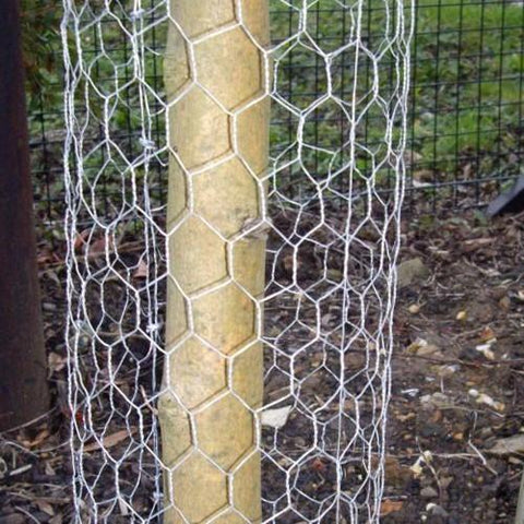 Galvanised Tree Guard - 600 x 600mm - Pk100