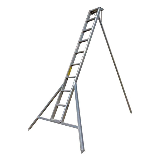 Aluminium Folding Tripod Ladder