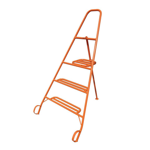 Steel Folding Tripod Ladder - Uncertified