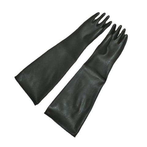 Rubber Gauntlets