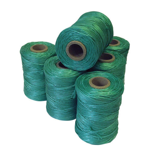 Polypropylene Green String - 170g/132mtr Spool
