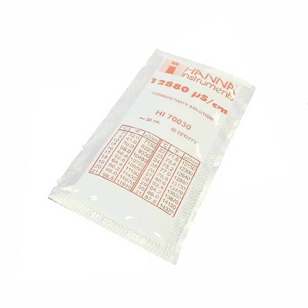 EC Solution (1413) for 98129 meter - 20ml sachet