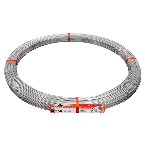 Zinc alloy and Mg coated Optimum Wire
