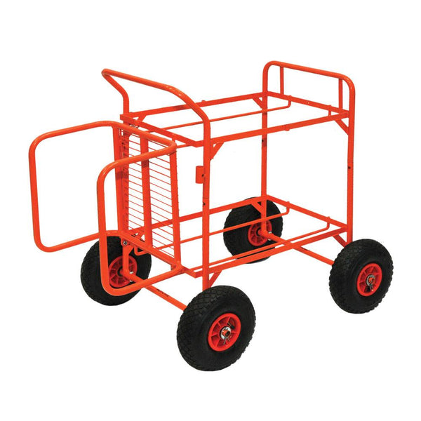 4 Wheel Harvesting Trolley