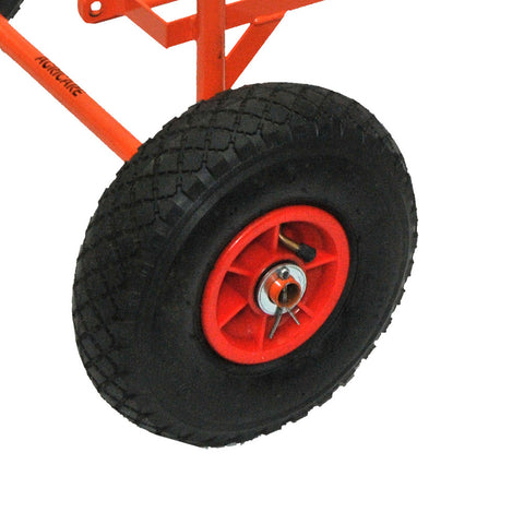 Wheel c/w Pneumatic Tyre for Harvesting Trolley