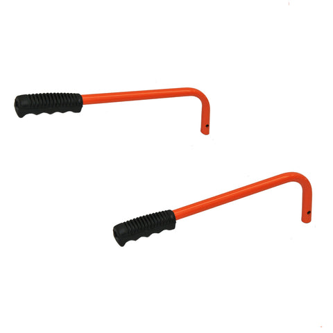 Bolt-On Handles for Harvesting Trolley - 1 pair