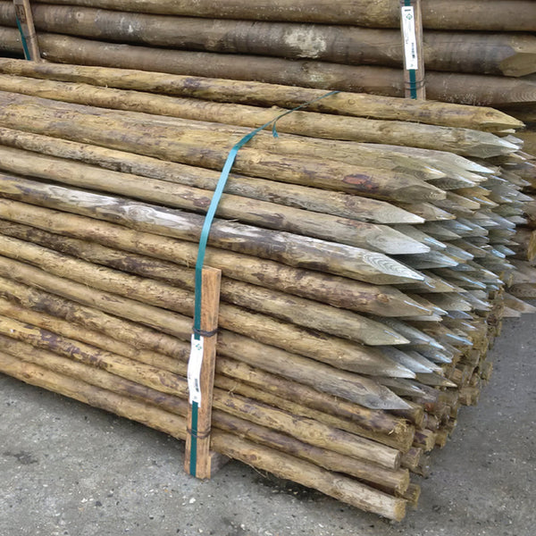 Carmo Air-dried treated posts 20yr+