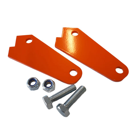 Brackets for 8844 trolley step - Pair
