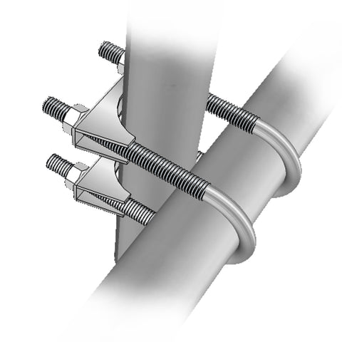 Double Tube Clamp