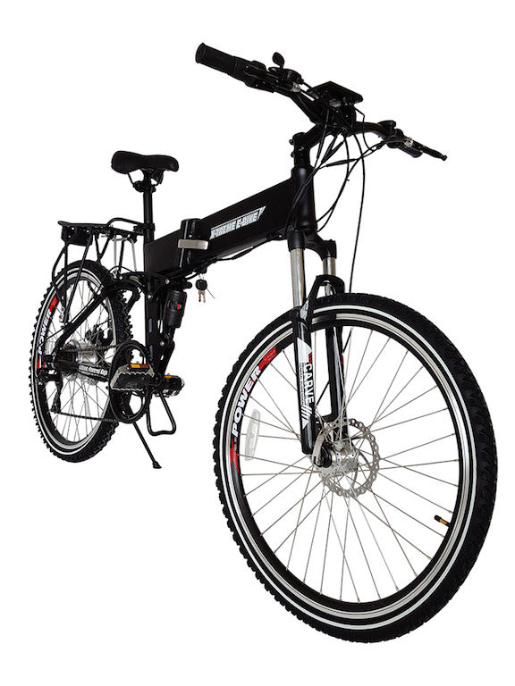 X Treme Baja 36 Volt Folding Electric Mountain Bicycle
