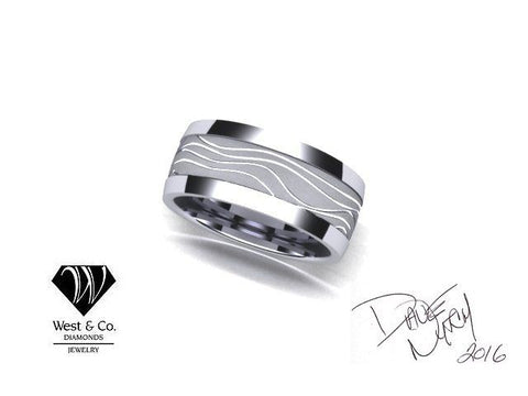 Men's Wedding Band Auburn NY