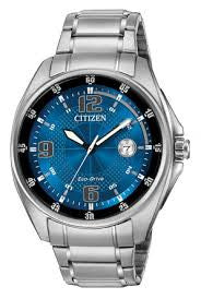 Citizen Men's 'Drive' Quartz Stainless Steel Casual Watch, Color:Silver-Toned