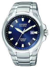 Citizen Eco-Drive Men's Titanium Watch