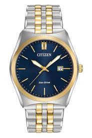 Citizen Eco-Drive Men's Corso Two-Tone Watch