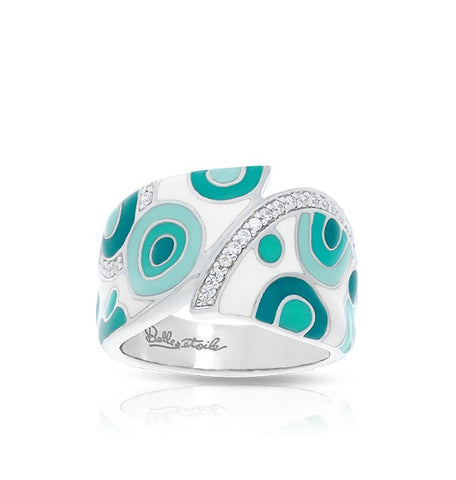 Belle E'Toile Groovy Ring