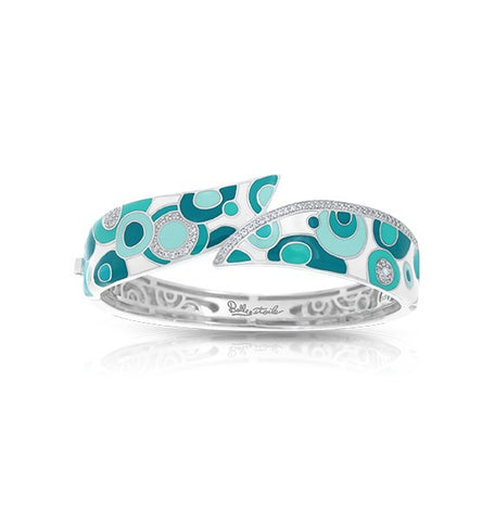 Belle E'toile Groovy Bangle Bracelet