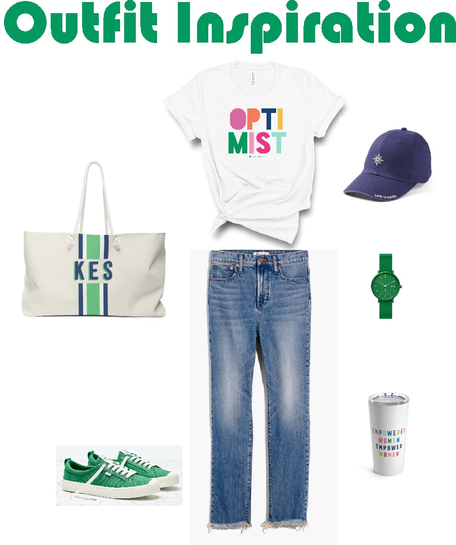 Outfit Inspiration With Our New Tees