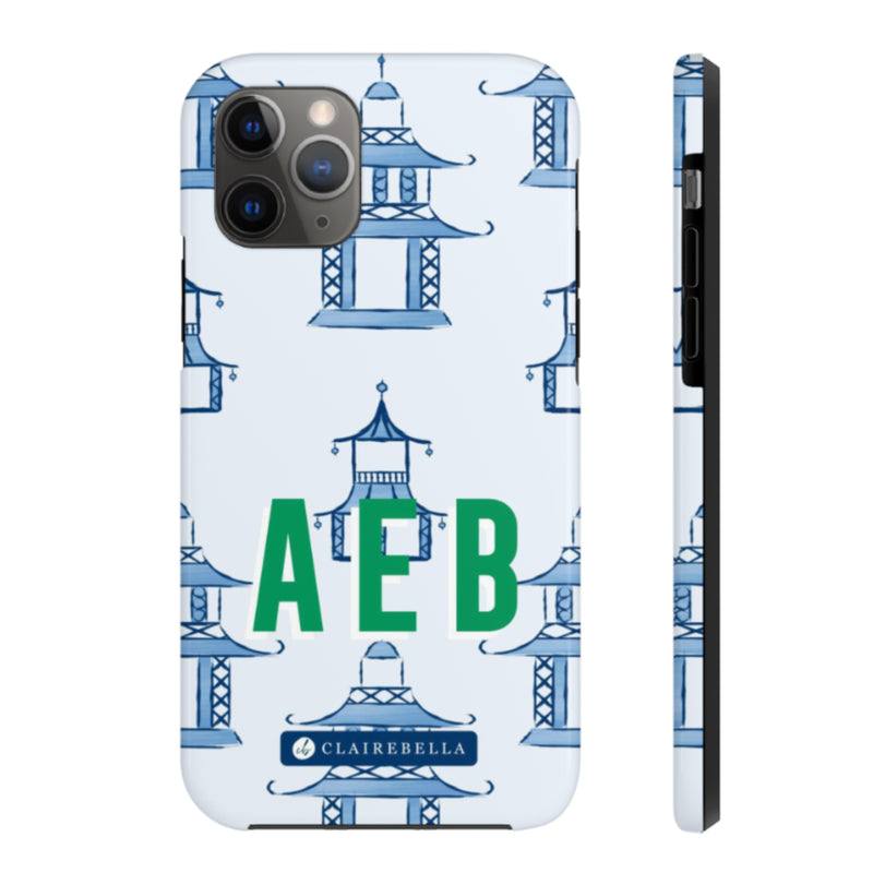 Pagoda iPhone 12 Pro Max Case