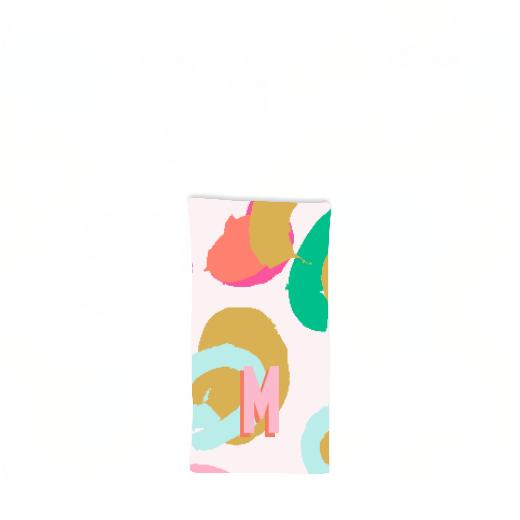 Brushstrokes Hostess Towel