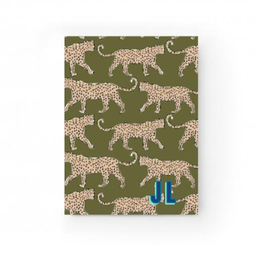 Leopard Green Journal