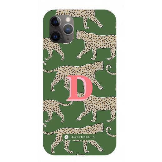 Leopard Green iPhone 12 Pro Max Case