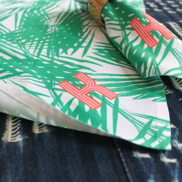 Tropical Blue Napkin Set