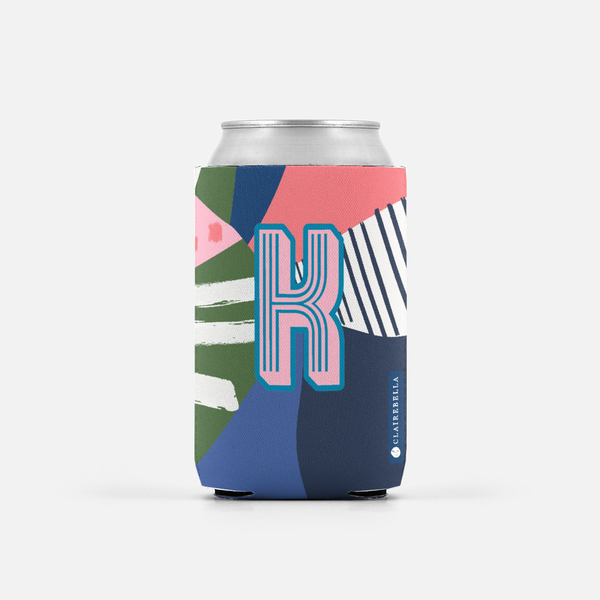 Abstract Is Where It's At! Can Cooler