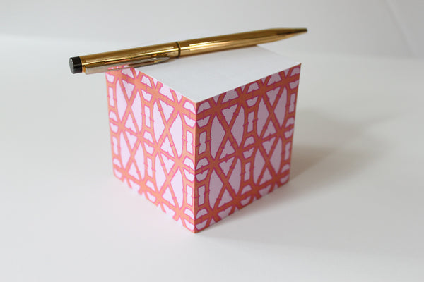Bamboo Sticky Notes