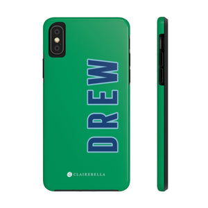 iPhone Tough Case XR Solid Green