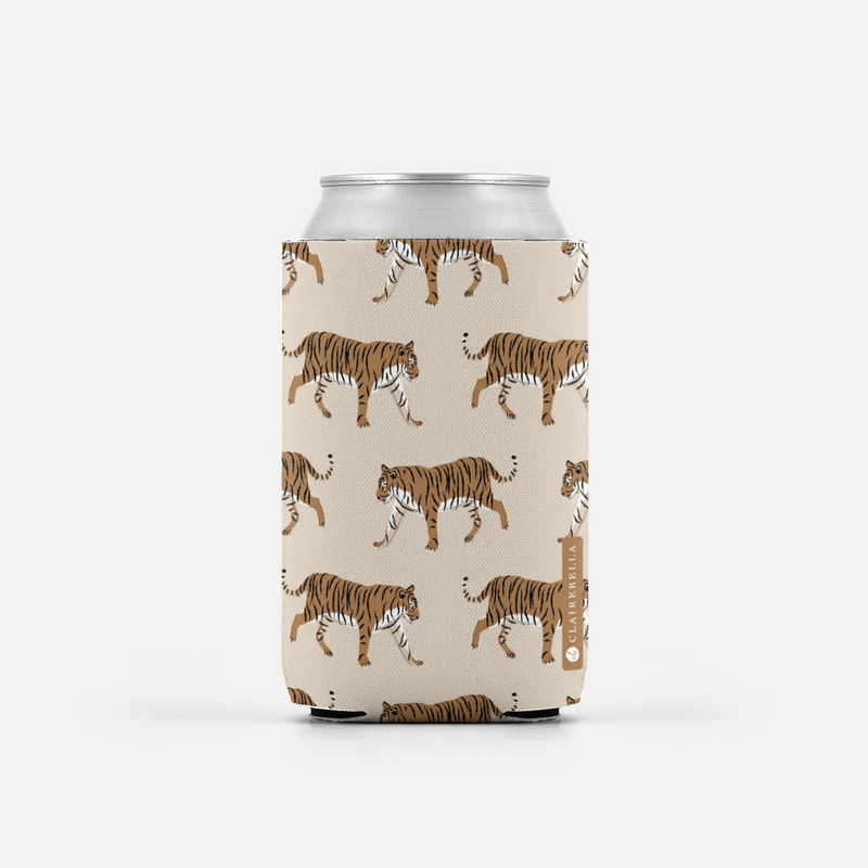Tiger Can Cooler