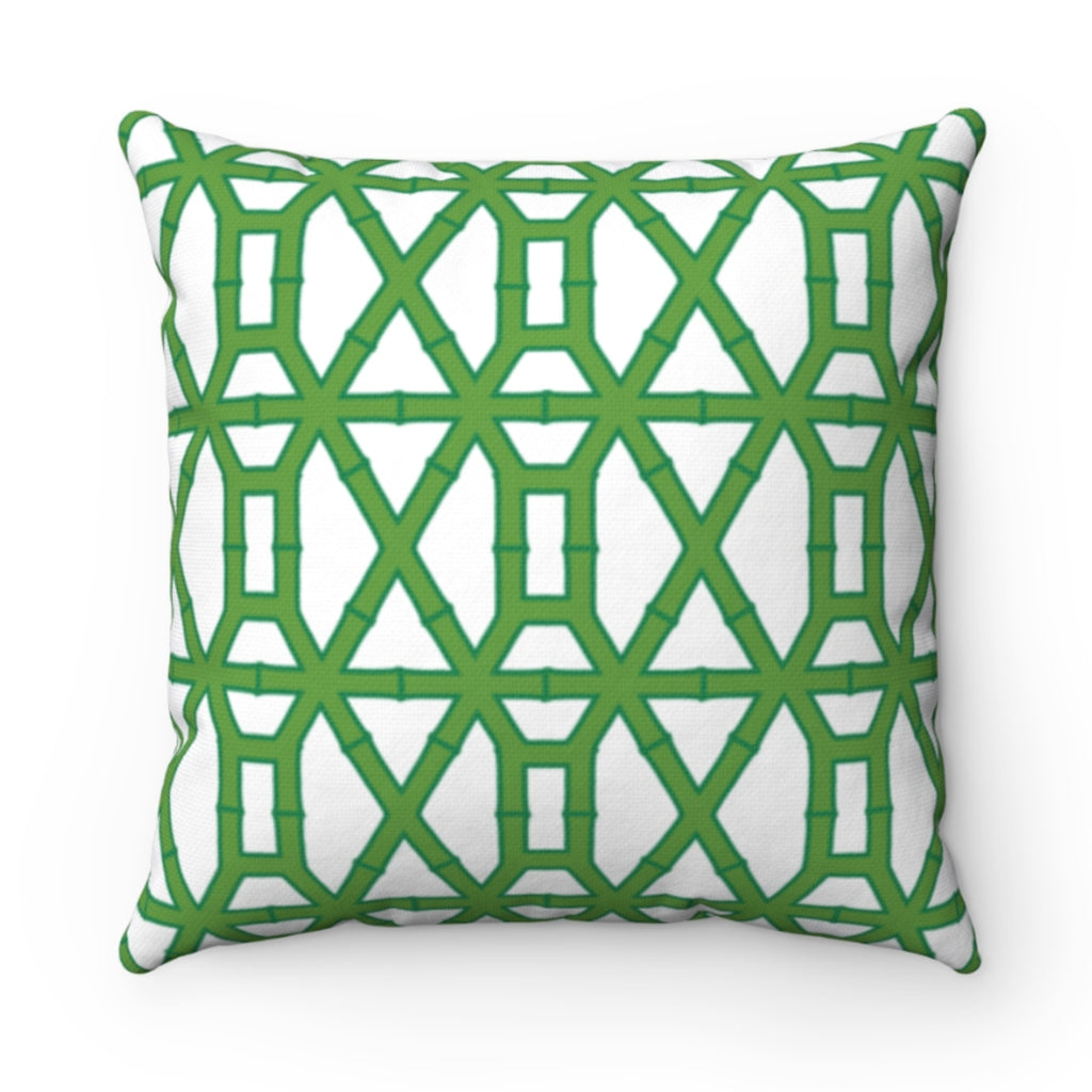 Bamboo Moss Pillow Cover