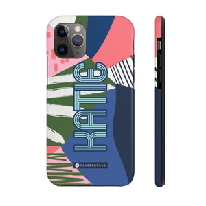 Abstract Is Where It's At iPhone 11 Case