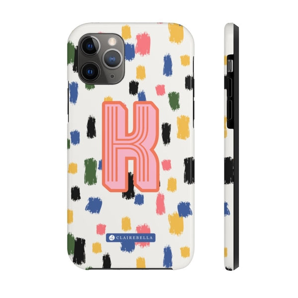 Come On Get Happy! Confetti Ivory iPhone 11 Pro Case