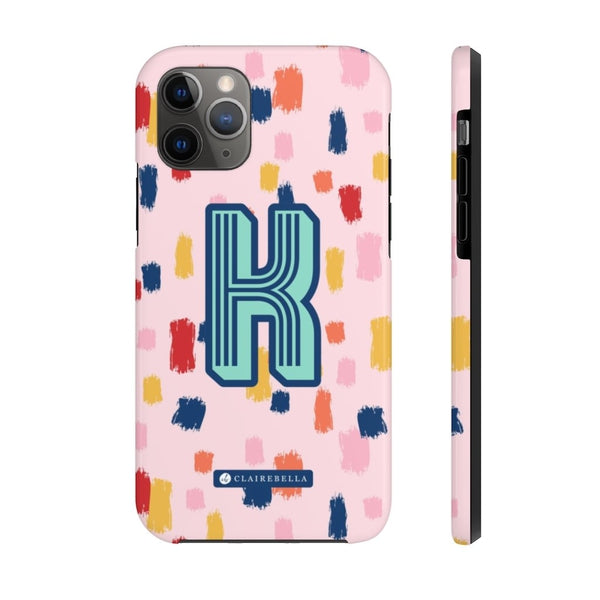 Come On Get Happy! Confetti Pink iPhone 11 Pro Case