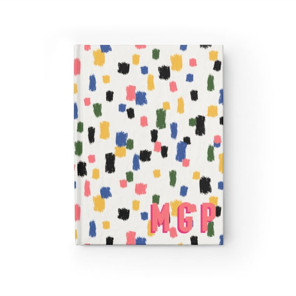 Come On Get Happy! Confetti Ivory Journal