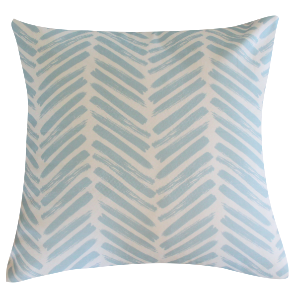 Herringbone Spa Pillow by Clairebella