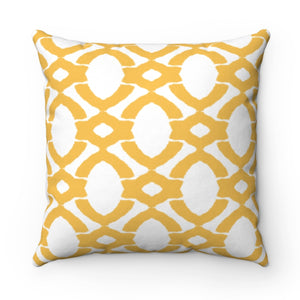 Langley Gold Pillow Cover