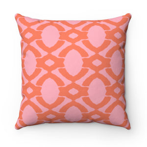 Langley Pink Pillow Cover