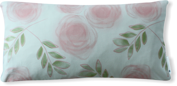 Luxe Le Jardin Blush Pillow